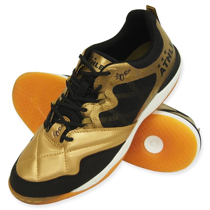 【送料無料】ATHLETA/アスレタ フットサルシューズ O-Rei Futsal Falcao GOLD 11003-58