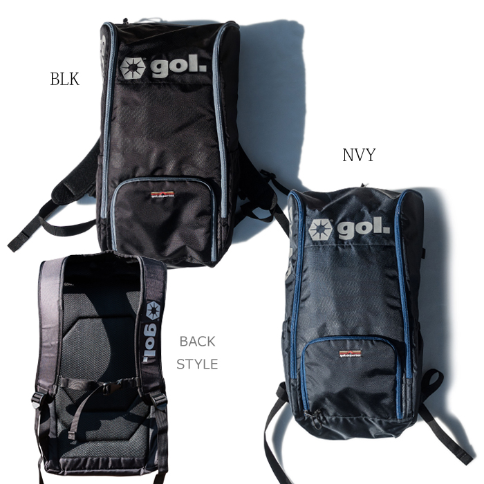 gol./ゴル リュック バックパック SHOES IN BIG BAGPACK G882-534