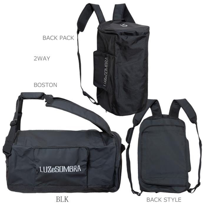LUZ e SOMBRA/ルースイソンブラ バッグ LUZ ACTIVE 2WAY BAG F1914703