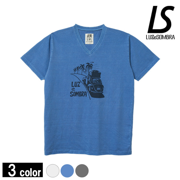 LUZeSOMBRA/ルースイソンブラ TRIP TO PARAISO TEE/Tシャツ (C1632009)