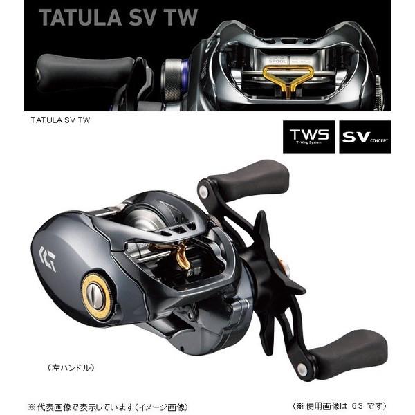ダイワ タトゥーラ SV TW 6.3L