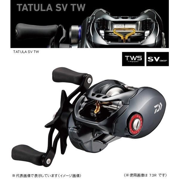 ダイワ タトゥーラ SV TW 7.3R