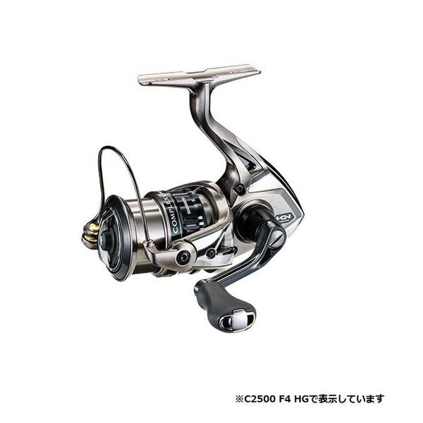 シマノ 17CMXCI4+C2500S F4