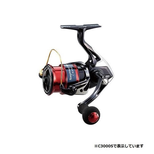 シマノ 17セフィアCI4+C3000SHG
