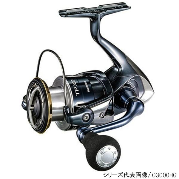 シマノ 17 ツインパワーXD C3000XG