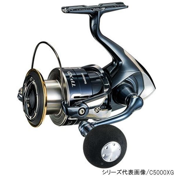 シマノ 17 ツインパワーXD 4000XG