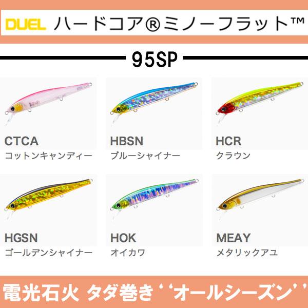 决斗 (决斗) 和铁杆鲦鱼平 95 SP