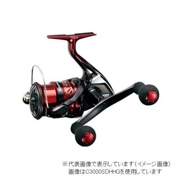 シマノ 18セフィアBBC3000SDH