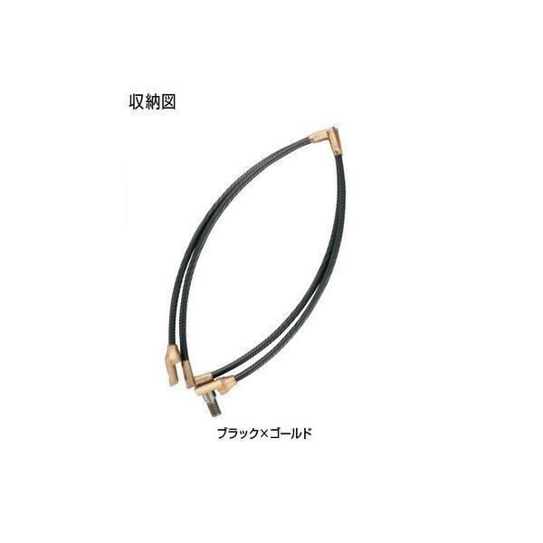 G タモ枠(四折リジュラルミン) GM835 BK/G 50cm