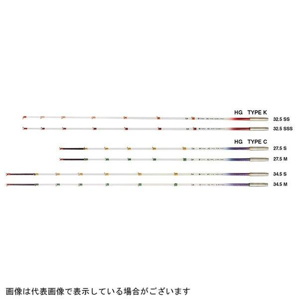 ダイワ CTW HG TYPEC 34.5M