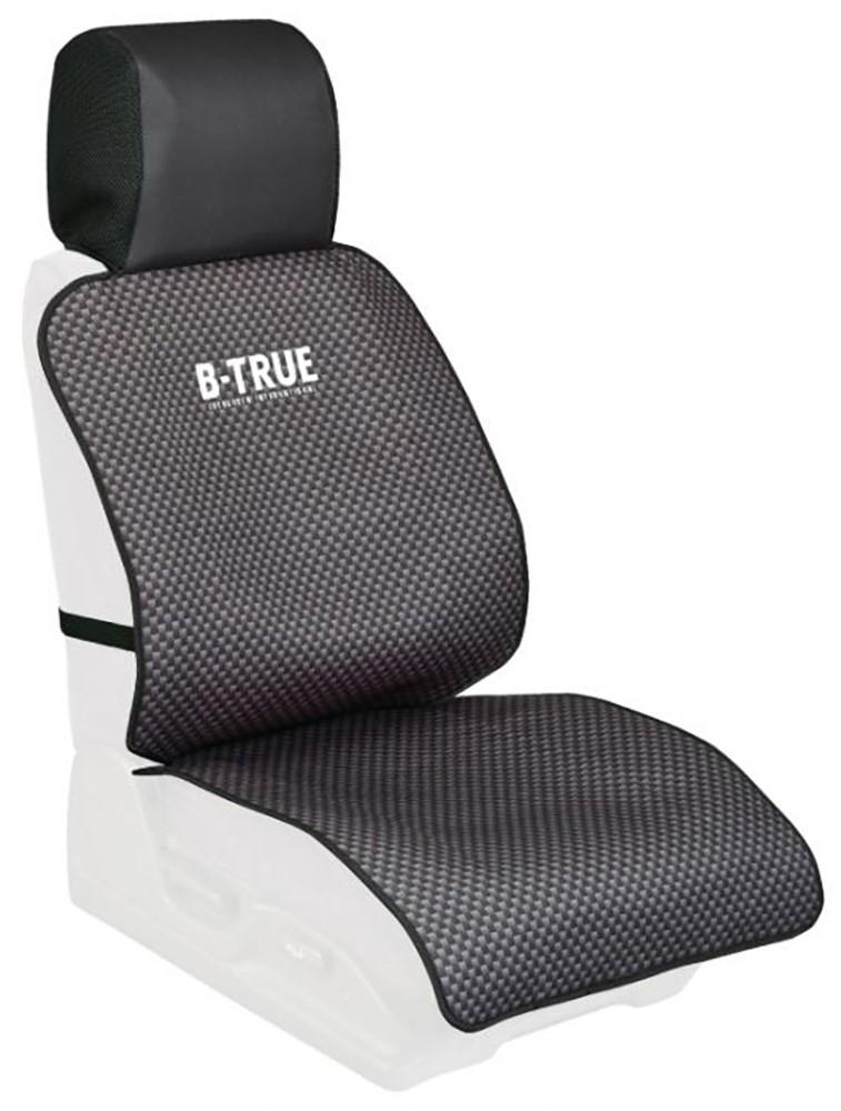 EG B-TRUE タフネスシートカバー カーボン