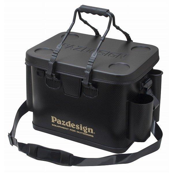 Pazdesign(パズデザイン)/ PSLバッカン5・タイプA   PAC-291 ブラック/ゴールド L