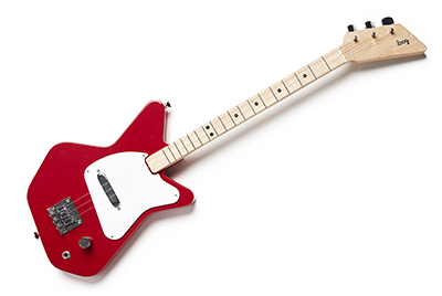 子供や初心者でも簡単!5弦ギター [Loog ルーグ] Loog Pro エレクトリック・ギター(レッド) Loog Pro E-Red