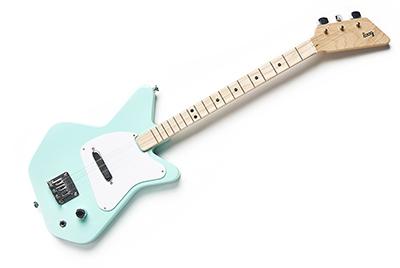 子供や初心者でも簡単!7弦ギター [Loog ルーグ] Loog Pro エレクトリック・ギター(エメラルド・グリーン) Loog Pro E-Green