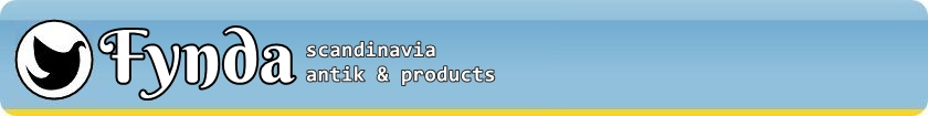 北欧セレクトFynda:北欧ビンテージ食器を中心にアンティークや雑貨等をご紹介する通販ショップ