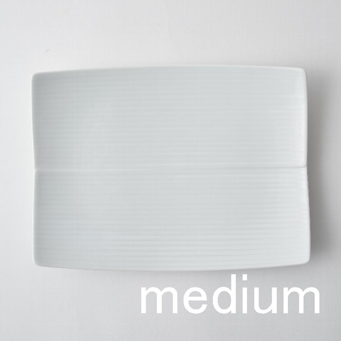 [Rectangular plates and in the (white)] [Hakusan porcelain] [Hasami see ware] [White square plate] [20 x 15.5 cm] [390 g]  sc 1 st  Rakuten & fysm-color | Rakuten Global Market: [Rectangular plates and in the ...