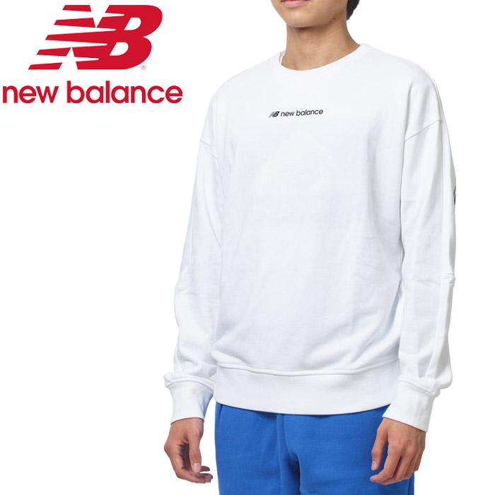 ニューバランス スポーツスタイルオプティクスクルー MT93512-WT メンズ 19FW New Balance
