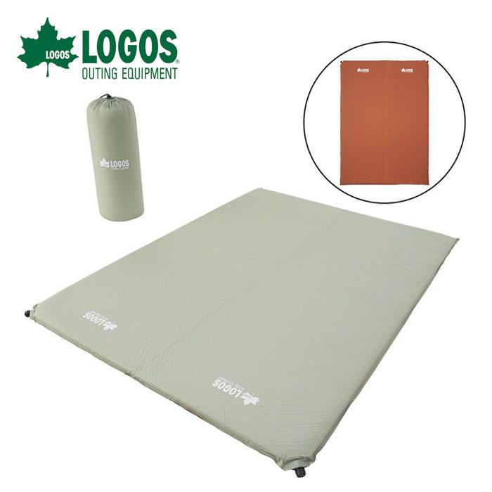 LOGOS ロゴス (高密弾力)55セルフインフレートマット・DUO 72884180