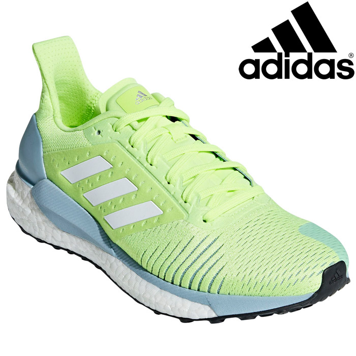 on sale 37d40 9d2e5 Adidas SOLAR GLIDE ST W running shoes Lady's EFF49-D97428