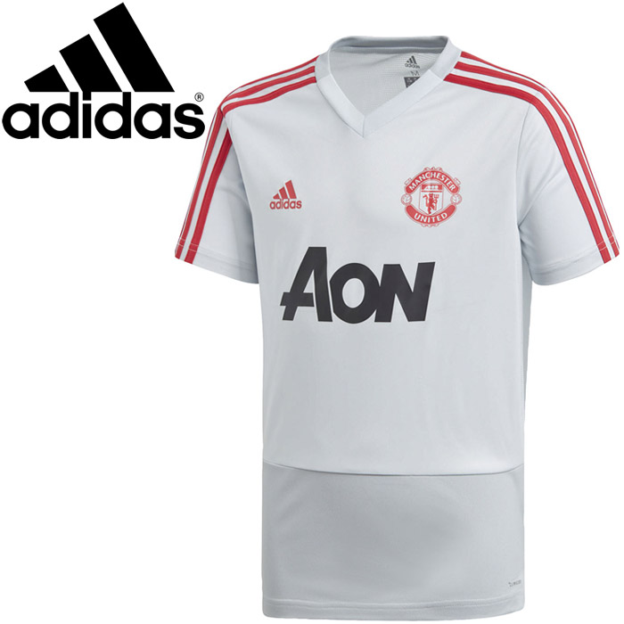 official photos 09651 7ba41 Adidas KIDS Manchester United F.C. training jersey youth EUW70-DP6829