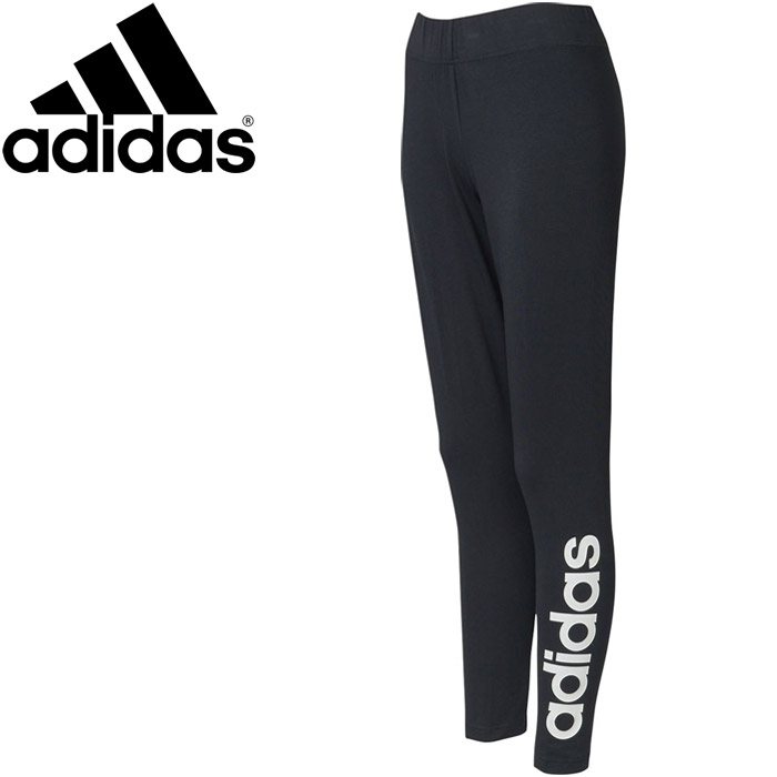 marca famosa super popular tan baratas FZONE: Adidas W linear logo tights Lady's FRU81-DP2386 | Rakuten ...
