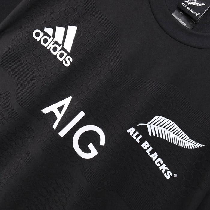 info for 0436b 7a471 Adidas All Blacks 1st replica performance T-shirt men EKX90-CW3149