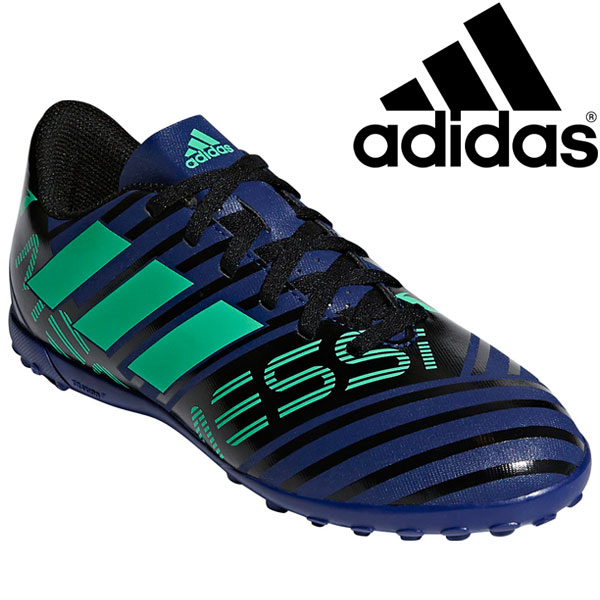 73d94ca605cf FZONE  Adidas soccer Nemesis Messi tango 17.4 TF J shoes youth EFM50-CP9219