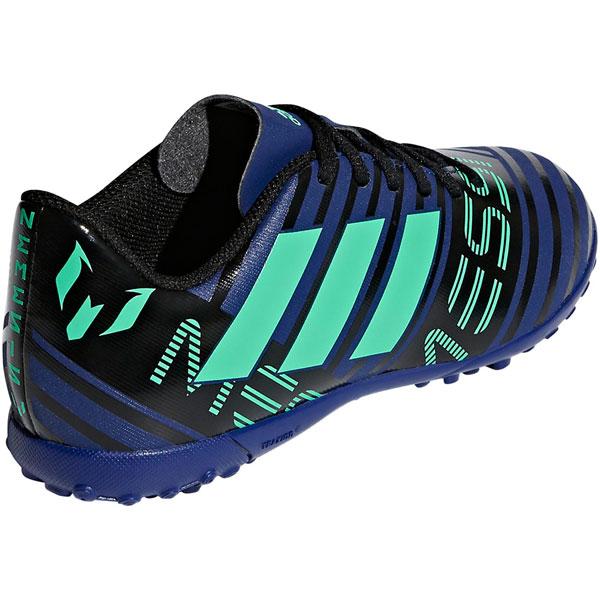 80dea6a73af4 FZONE  Adidas soccer Nemesis Messi tango 17.4 TF J shoes youth EFM50 ...