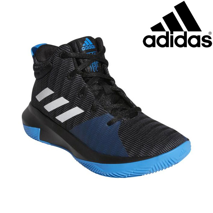 new style 721a7 d1fcf Adidas PRO ELEVATE 2018 K basketball shoes youth AQK17-AC7624