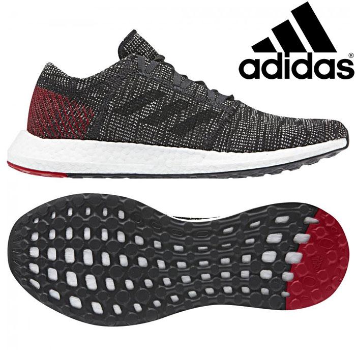 6a2992c8f6af4 FZONE  Adidas PureBOOST GO running shoes men AQO59-AH2323