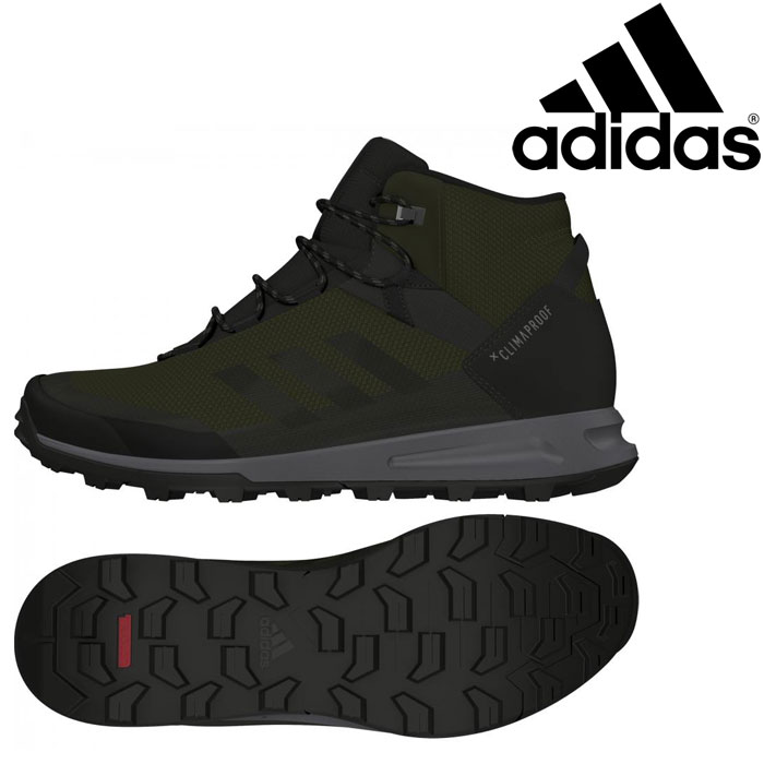 ba10e133d09 Adidas TERREX TIVID MID WINTER CP outdoor shoes men CCX27-AC8042
