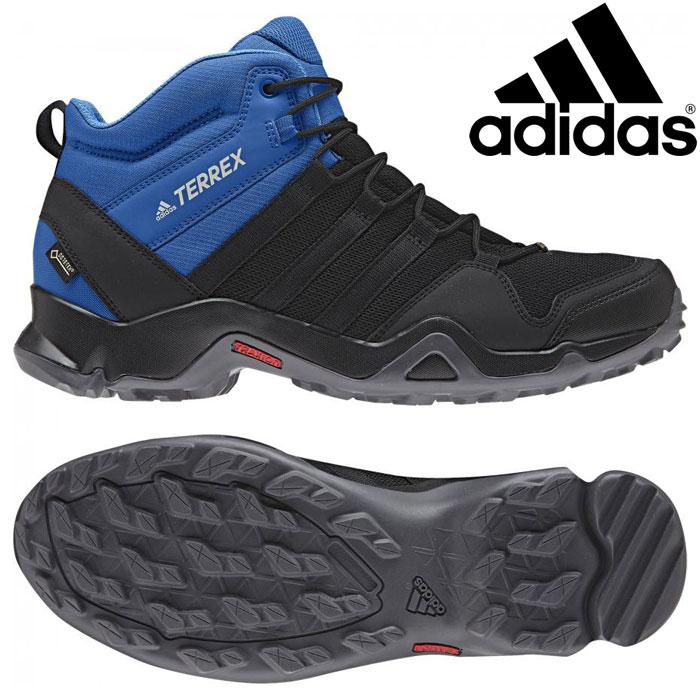 finest selection 93d19 ec4ea Adidas TERREX AX2R MID GTX outdoor shoes men EFQ57-AC8035