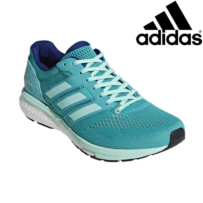 aa39b9afcf8073 FZONE  Adidas adizero Boston 3 w running shoes Lady s EFF09-BB6498 ...