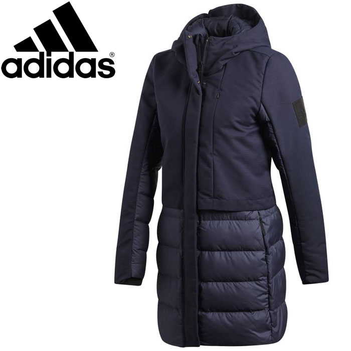 Lady's Adidas Jacket Cy8633 Climawarm Eub92 W Nwn0m8v