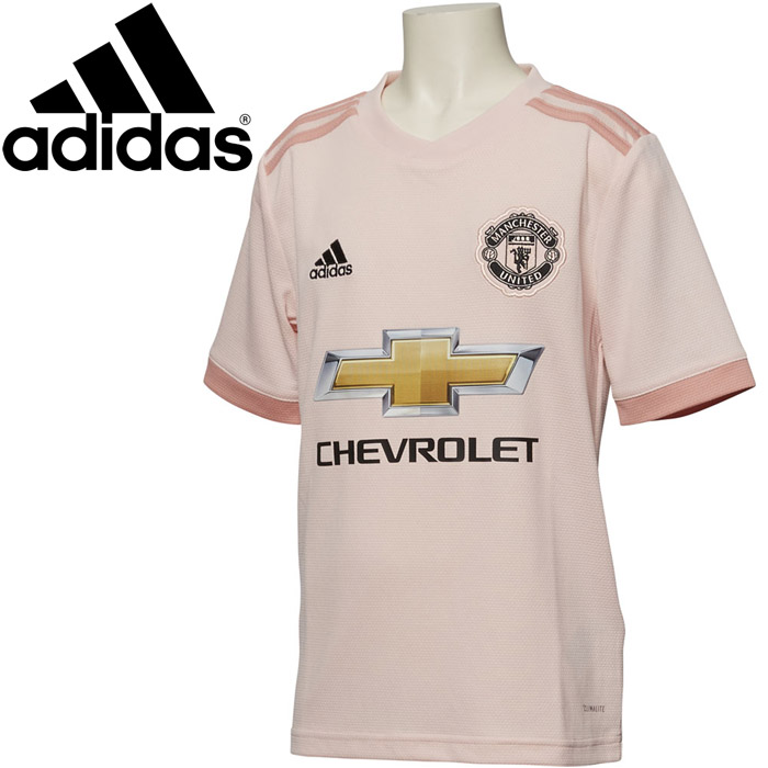 f21fab11086 Adidas KIDS Manchester United F.C. away replica uniform youth END88-CG0055  ...