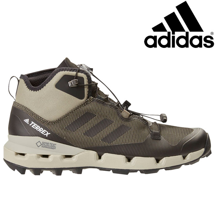Adidas TERREX FAST MID GTX-SURROUND trekking shoes men BEK44-BC0386