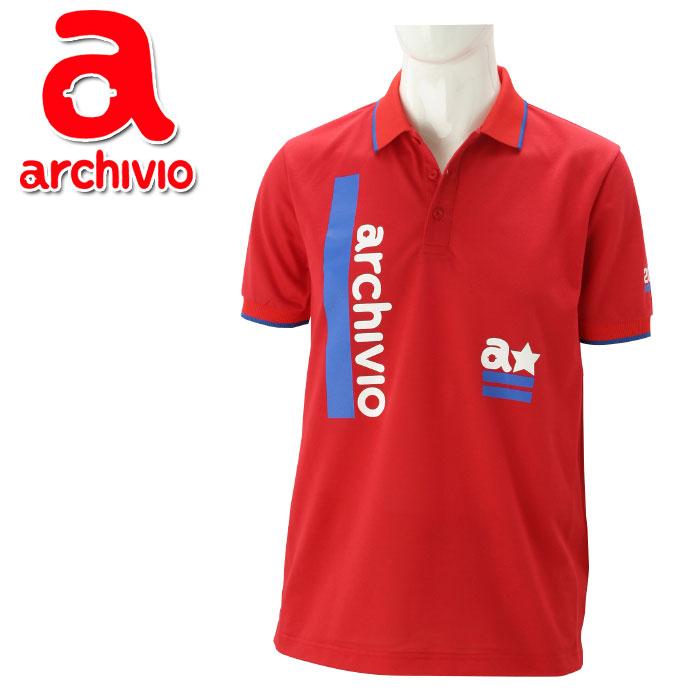 【あす楽対応】アルチビオ archivio ポロシャツ 半袖 A769207 メンズ 2018春夏