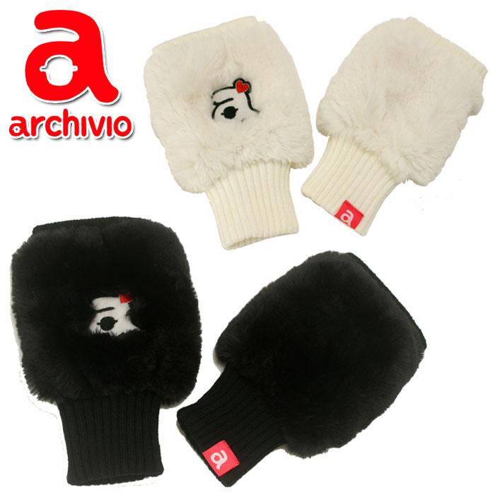 アルチビオ archivio ハンドウォーマ A810012 レディース 2018年秋冬