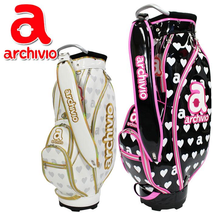 アルチビオ archivio ゴルフ キャディバッグ A850415 レディース 2019年春夏