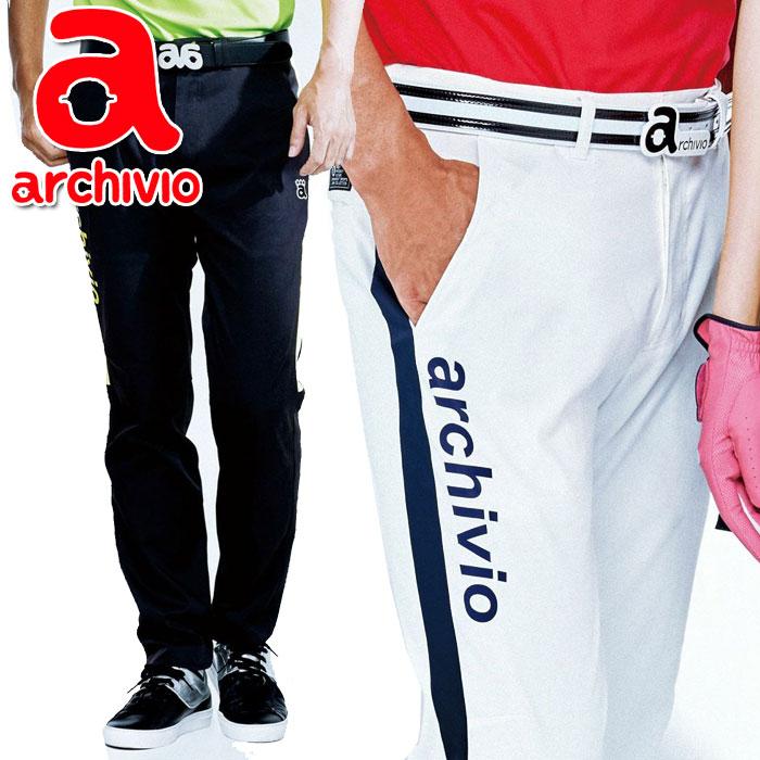 アルチビオ archivio ゴルフウェア ロング パンツ A967320 メンズ 2020年春夏