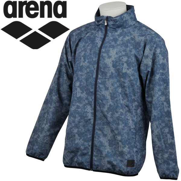 アリーナ インフードジャケット メンズ ALULJK31-DNY
