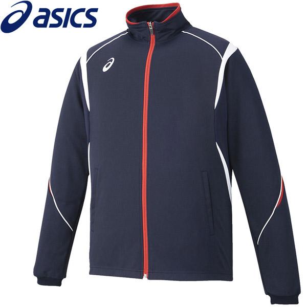 アシックス メンズ トレーニングジャケット XAT143-50