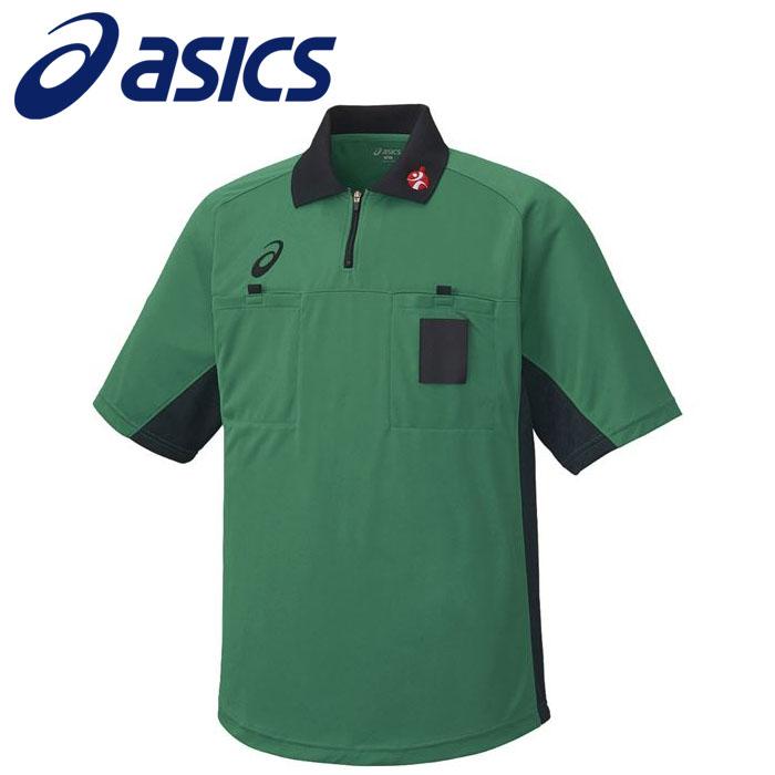 アシックス ハンドボール レフリーシャツ メンズ XH6003-84