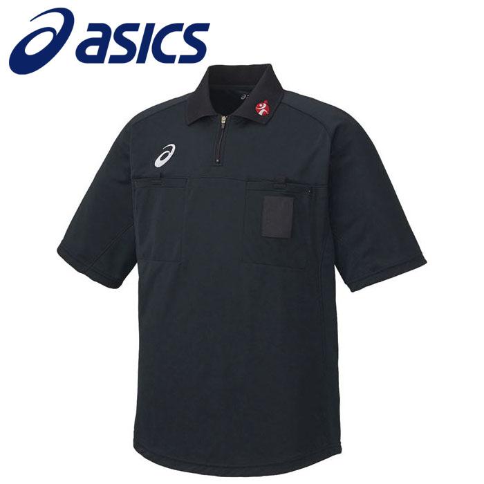 アシックス ハンドボール レフリーシャツ メンズ XH6003-90