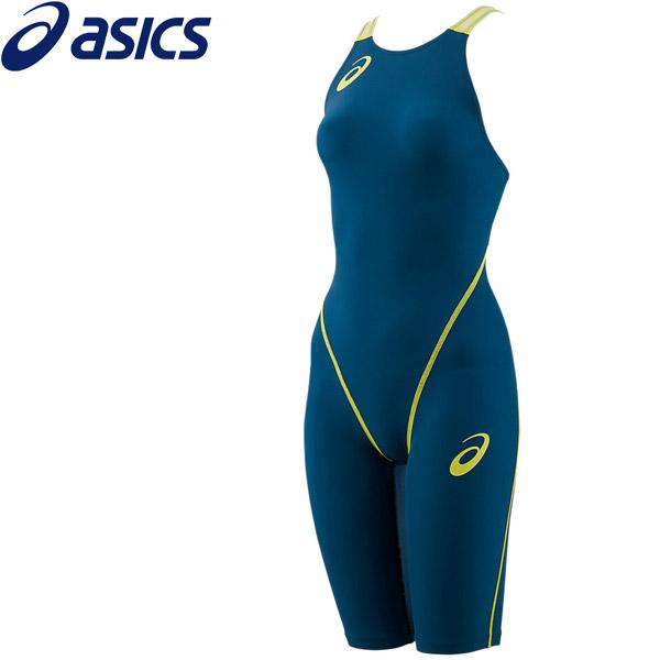 アシックス 水泳 TI W'Sスパッツ 水着 レディース ASL504-5788