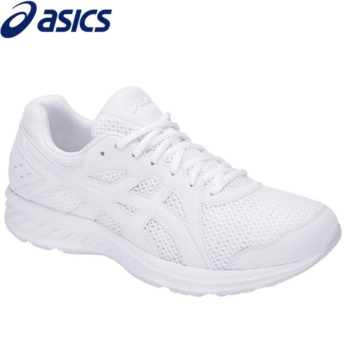 WHITE SILVER 26.0cm ランニング JOLT 2 1011A206 WHITE/ (asics) アシックス