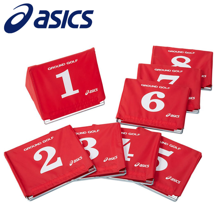 アシックス 大型スタート表示板セット 3283A027-600