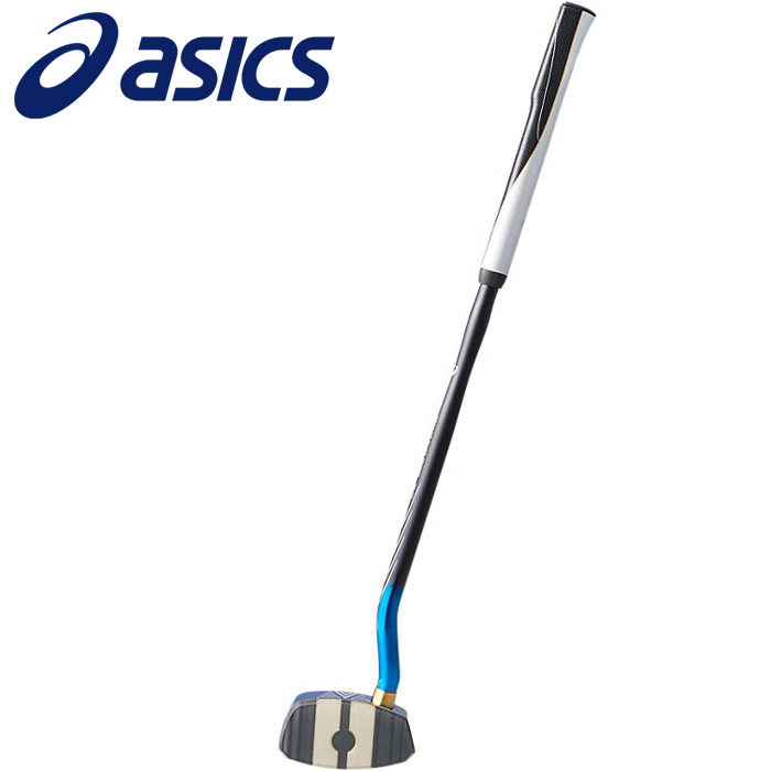 在庫一掃セールも開催中 驚きの値段 アシックス ブランド激安セール会場 グラウンドゴルフ GG 3283A066-400 クラブ ストロングショットハイパーTC