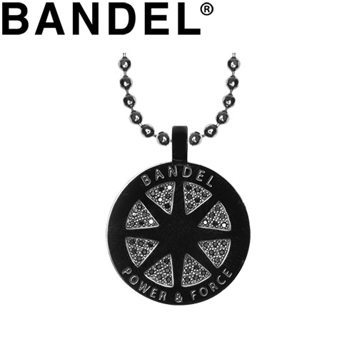 【全品送料無料!6月20日00:00~7月1日09:59迄(一部地域除く)】バンデル ネックレス Diamond Custom Necklace Large Black