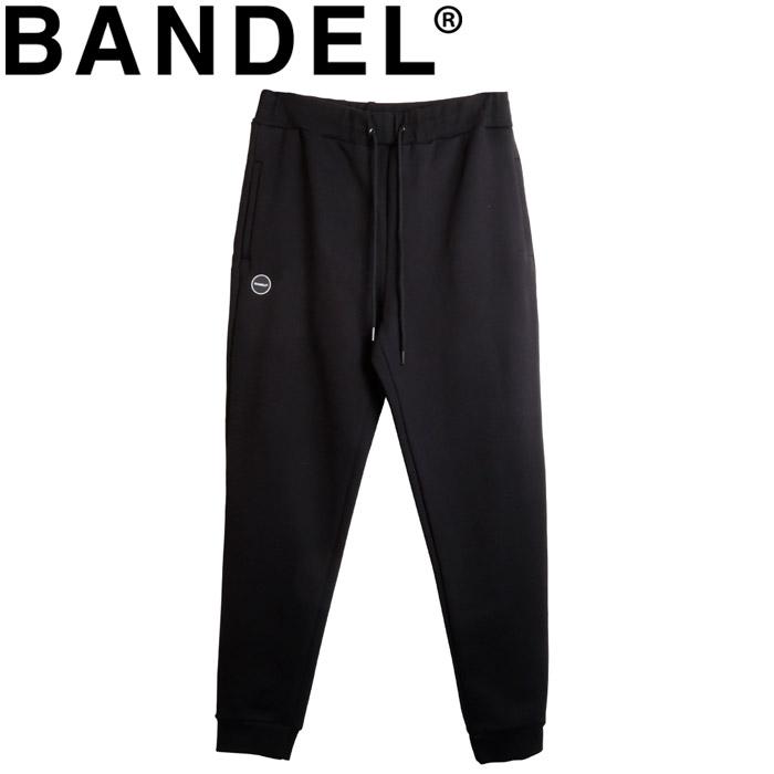バンデル ロングパンツ Jogger Pants Side BAN-JP004 Black